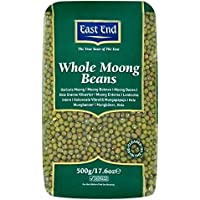 East End Frijoles Moong Enteros (500g) (Paquete de 6)