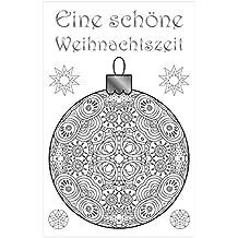 Suchergebnis auf f r weihnachtskarten zum ausmalen - Weihnachtskarten amazon ...