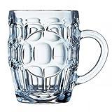 #5: Luminarc Britannia Beer Mug, 570ml, Set of 6