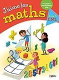J'aime les maths manuel CM1 2016