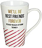Best Pavilion Gift Company Gifts For Friends - Pavilion Gift Company 75119 Best Friends Forever Ceramic Review