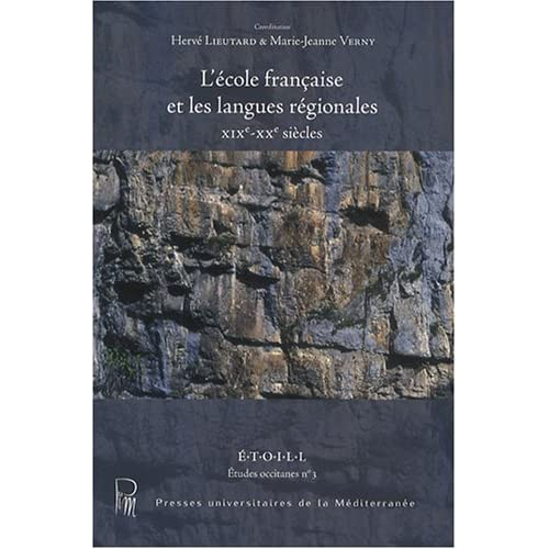 L'école française et les langues régionales (1DVD)