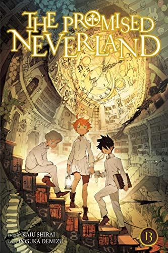 Picture of The Promised Neverland 13: Volume 13