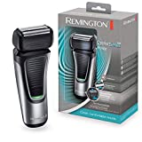 Remington PF7400 Comfort Series Plus Foil Shaver and Beard Trimmer, Black/Silver