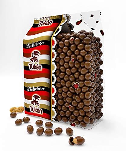 Schokoladenmilch-Erdnüsse 1000 g. TUKANITOS.