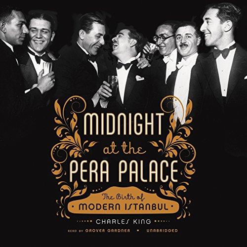Midnight at the Pera Palace  Audiolibri