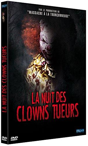 Image de La nuit des clowns tueurs