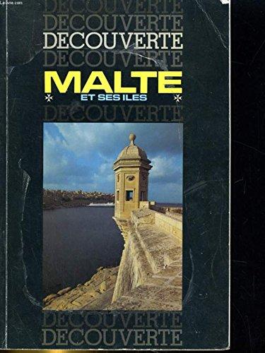 Malte : Et ses îles (Découverte) par Michèle Barrault (Reliure inconnue)