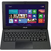 Asus F200MA-BING-KX389B 29,4 cm (11,6 Zoll) Netbook (Intel Celeron N2830, 2,4GHz, 2GB RAM, 500GB HDD, Intel HD, Win 8) rot