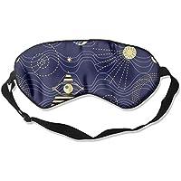 Comfortable Sleep Eyes Masks Natural Space Pattern Sleeping Mask For Travelling, Night Noon Nap, Mediation Or... preisvergleich bei billige-tabletten.eu