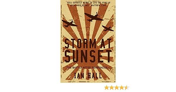 Storm at sunset ebook ian hall amazon kindle store fandeluxe PDF