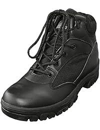 MCAllister - Botas de montaña, talla: 40, Color Negro