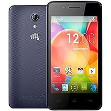 Micromax Bharat 2 Ultra 4 Inch Q402 Marshmallow 512MB & 4GB 4G Smartphone (Black)