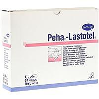 Peha-Lastotel Fixierbinden 4 cm x 4 m 20 Stück preisvergleich bei billige-tabletten.eu