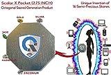 Bouclier Antiradiation Personnel transportable Protection champs électromagnétiques Neutralisateur EMF Produit champ énergétique Technologie zones de stress Prix International GOLD AWARD EMF Protection