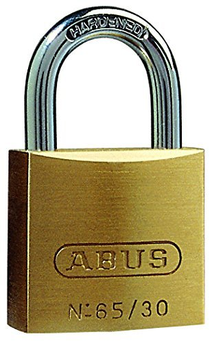ABUS 02330 Brass Padlock by ABUS KG