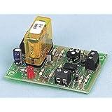 CEBEK - Rele Fotoeléctrico Detector De Luz 12 V Dc Con Salida Relé 1200W 5A Ce-I4