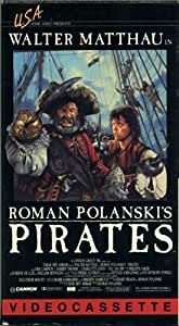 Pirates [VHS]
