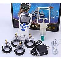 BG-YUFI YF Schröpfglas, Elektronisches Meridian-Instrumentenglas Set 4 Dosen - preisvergleich bei billige-tabletten.eu