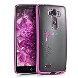 kwmobile Crystal Case Hülle für LG G Flex 2 aus TPU