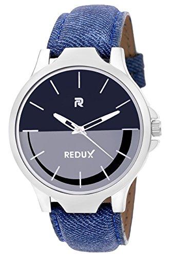 Redux Analogue Blue-Grey Dial Boys Watch -RWS0049S