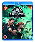 Jurassic World: Fallen Kingdom [Blu-ray] [2018] [Region Free]