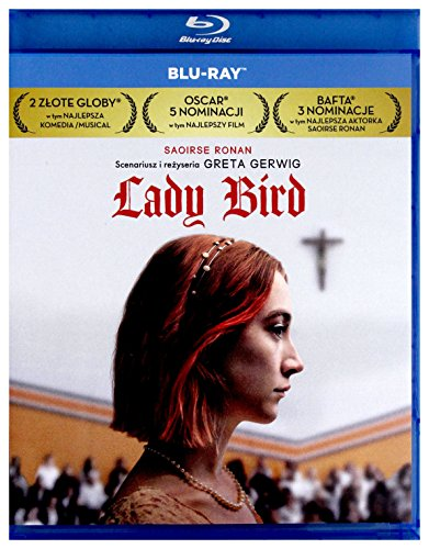 Lady Bird [Blu-Ray] [Region Free] (Audio español)