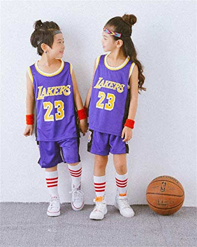 Conjunto De Camiseta Deportiva De La NBA Niños, Niños
