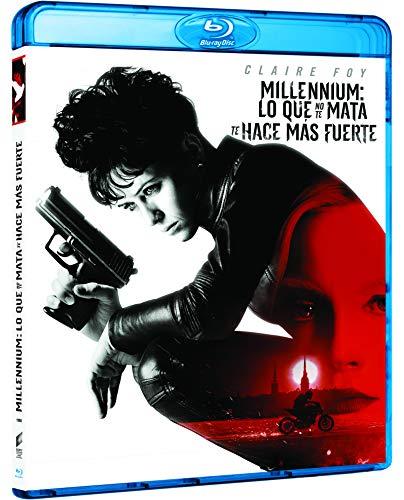 Millennium: Lo Que No Te Mata Te Hace Más Fuerte [Blu-ray]