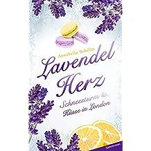 Lavendelherz - Schneesturm und Küsse in London: Bellas Millionäre mit Herz