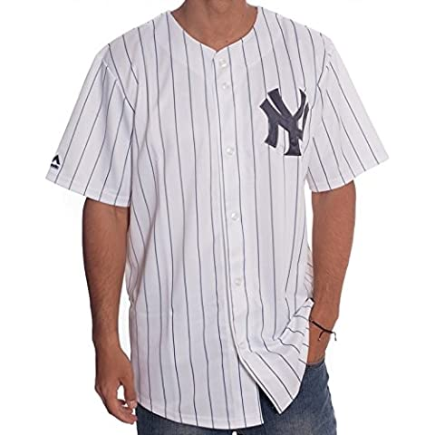 Mens 2016 Authentic On-Field Flex Base™ Home Jersey - New York Yankees