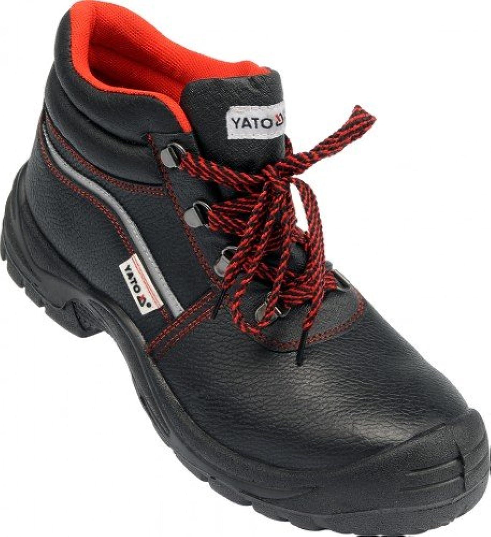 YATO YT-80790 - zapatos de seguridad de corte medio talla 46
