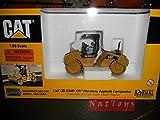 Norscot NR55132 Vibratory Asphalt Compactor CB 534D XW 1:50 Mezzi Die Cast Model Compatibile con