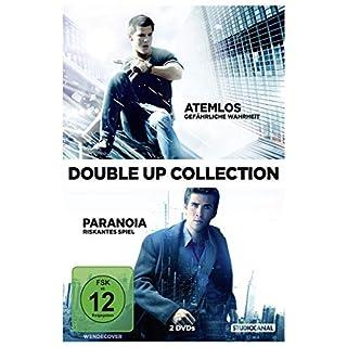 Double Up Collection: Atemlos - Gefährliche Wahrheit / Paranoia - Riskantes Spiel [2 DVDs]