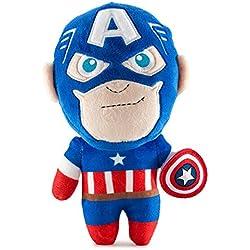 "Kidrobot Marvel de peluche Phunny peluche–Capitán América–8"""