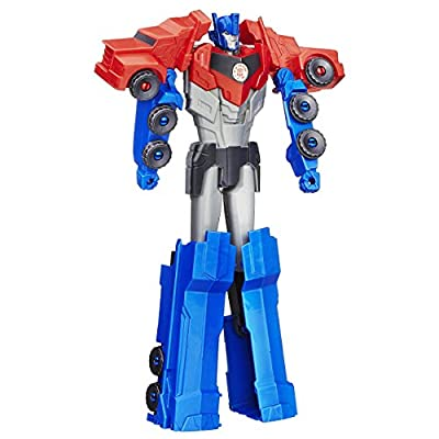 Transformer Robots in Disguise Titan Changers - Bumble Bee, Yellow