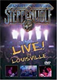 JOHN KAY & STEPPENWOLF - LIVE IN LOUISVILLE PAL DVD