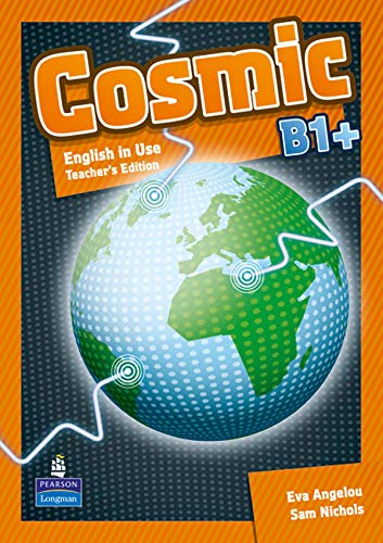 Cosmic B1+ Use of English TG