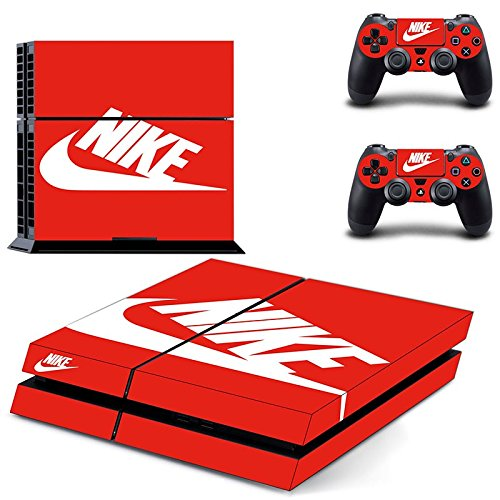 nike-logo-shoebox-protective-skin-cover-decal-sticker-for-sony-playstation-ps4-console-and-2-control
