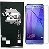 BA BRAND AFFAIRS 9h Hardness, HD Clear, Tempered Glass Screen Protector For Huwei Honor 8 Pro (Transparent)