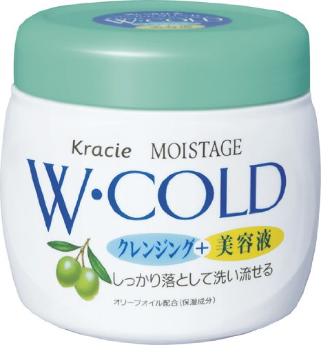 MOISTAGE W Cold Cream (japan import)