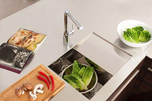 Grohe – Essence Küchenarmatur mit herausziehbarer Spülbrause - 6
