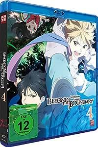 Beyond the Boundary - Kyokai no Kanata - Vol. 4 [Blu-ray]
