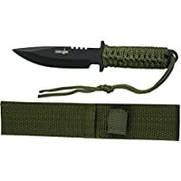 Survivor adulti lunghezza complessiva cm: 19,05 coltello Outdoor, Multicolore, Taglia unica