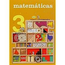 Matemáticas. 3 Primaria. Nuevo proyecto Trotamundos - 9788467523546