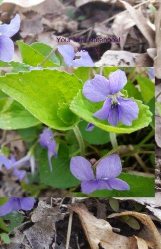 Your Mini Notebook! Vol. 61: Beloved violets bring delight