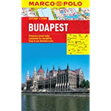 Marco Polo Budapest (Marco Polo City Maps)