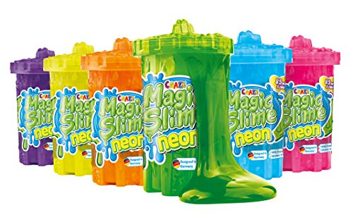 CRAZE Magic Slime Fireman Sam mucosités Magiques Slime Party en barrique 150 g d'Argile INCL. Pompier Sam Figure 16626