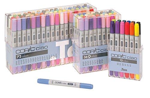 Copic Ciao 72er Set A 22075160 NEU Marker Copicset Markerset 72 Stifte - 5