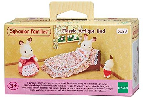 Sylvanian Families 5223 - Antikes Bett